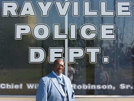 Willie Robinson Rayville Police Department