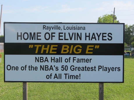 Rayville, LA Sign