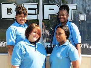 Women of Rayville Police Department