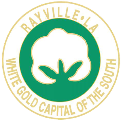 Town of Rayville, LA logo